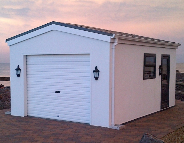 Prefab sheds buy storage sheds and prefab garages for Prefab garage ontario