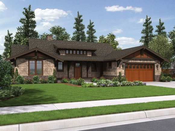 Best Custom Craftsman House Plans Home Plans Bungalow Cottage Living Mascord Home Plans Photos