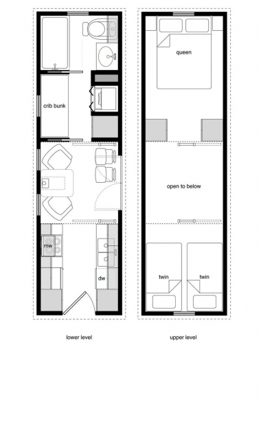 Fantastic 238 Best Tiny Floor Plans Images On Pinterest House 8 X 20