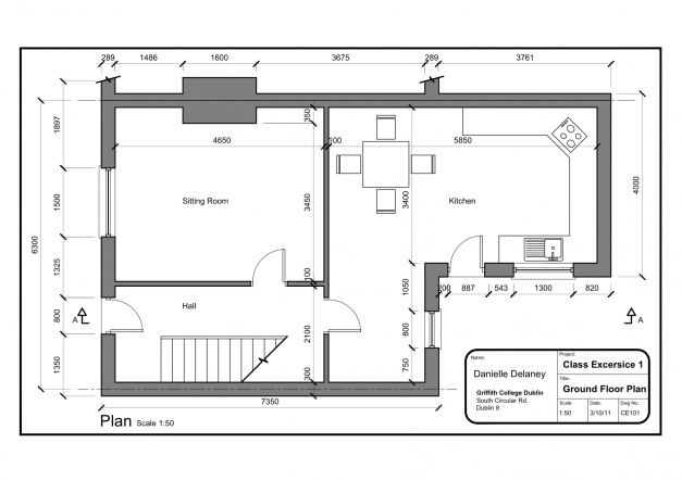 Fascinating Ba Nursery Simple House Plans Simple House Plan With Also Simple House Plans Photos