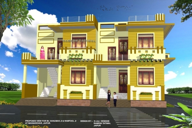 Gorgeous House Front Design Images Ideasidea Indian Home Front Elevation Design Photo Gallery Photos