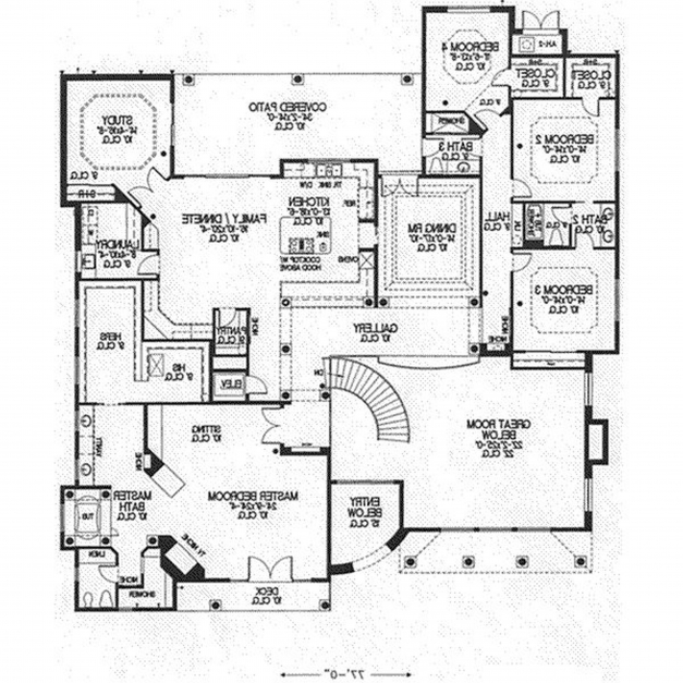 Gorgeous New Modern House Plans Gallery Of House Plans And New Home 1st 5 Bedroom Modern House Plans Photo