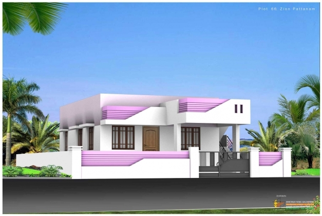 Gorgeous Small House Plans Tamilnadu House Interior Tamilnadu House Single Floor Plans Image