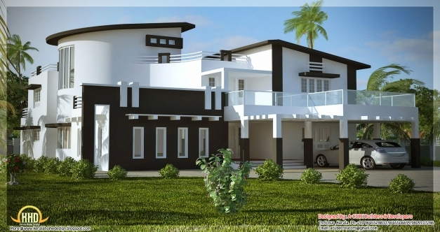 Inspiring 100 Kerala Home Design Front Elevation Kerala Home Design Stylish Home Front Photo