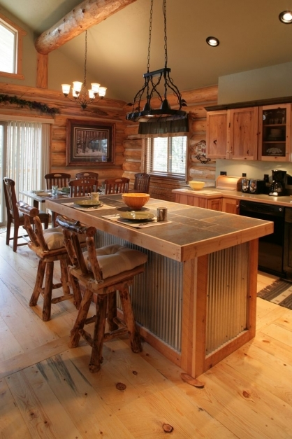 Wonderful Best 10 Cabin Kitchens Ideas On Pinterest Log Cabin Kitchens Log Cabin Lighting Ideas Picture