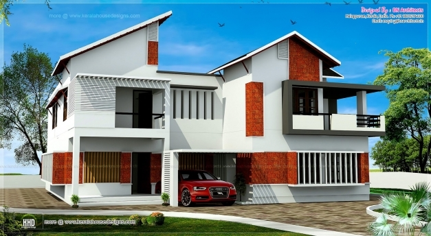 Delightful June 2013 Kerala Home Design And Floor Plans Stylish Houses In Kerala Pic