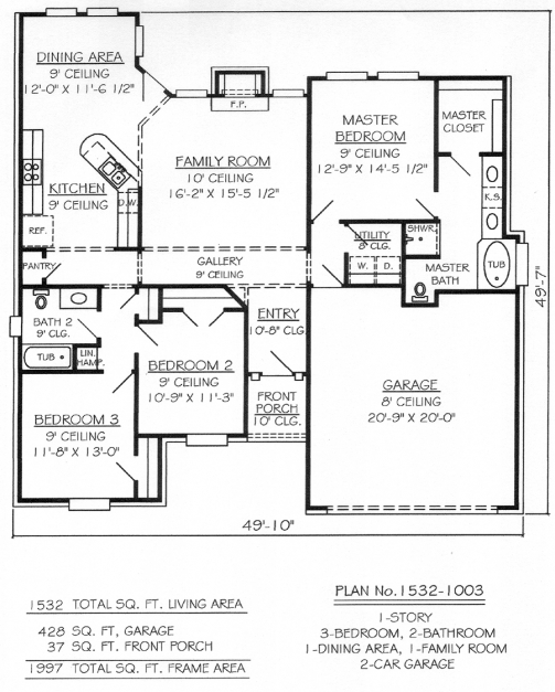 Fantastic 3 Bedroom 2 Bathroom House Plans Beautiful Pictures Photos Of 3br 2bath House Plans Pictures