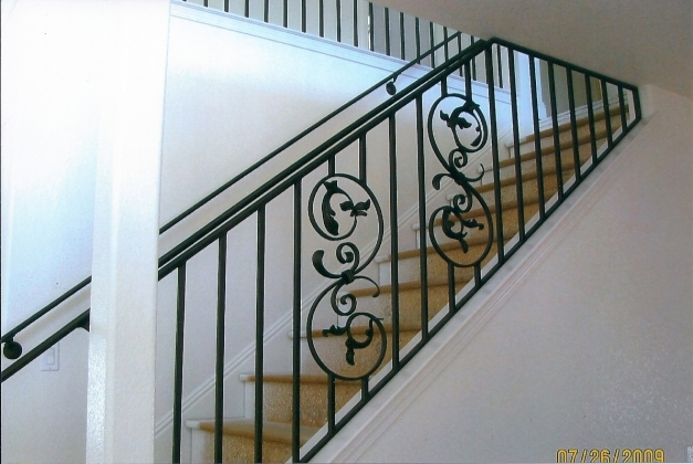 Fascinating Unique Stair Railing Styles Latest Door Stair Design Simple Iron  Railing Design Pics