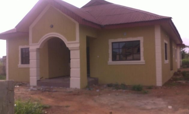 Gorgeous 3bedroom Flat Bungalow Bq Flats Apartments Nigeria 3 Bed Room Appartement Image