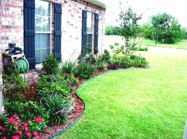 Inspiring Large Size Low Maintenance Landscaping Ideas For Front Yard Gif Of Large Front Garden Ideas Pictures