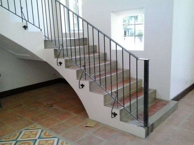 ... Outstanding Stair Railing Simple Design Wrought Iron Railings  Philippines Simple Iron Railing Design Image ...