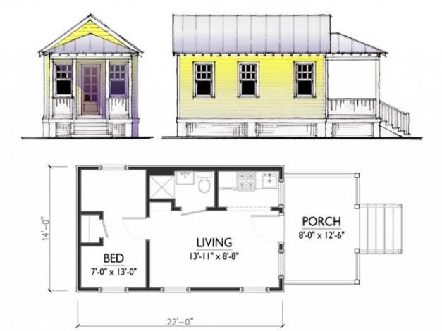 Remarkable 24 Small House Floor Plan Layout Small Ranch House Plan Small Smoll House Plan Pics