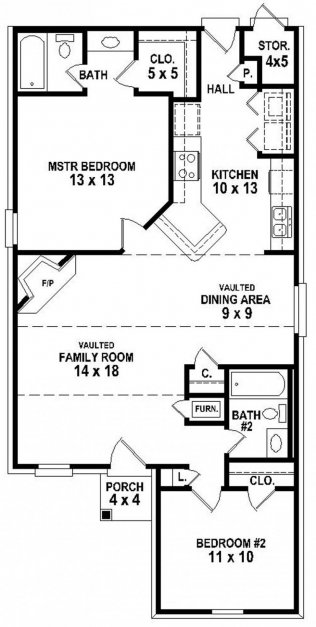 Remarkable Simple House Plans 3d Simple House Plans Designs Pictures 3br 2bath House Plans Images