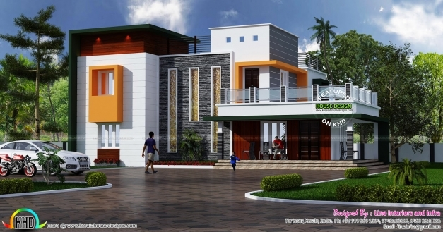 Remarkable Stylish Contemporary Home Architecture Kerala Home Design Stylish Houses In Kerala Pics