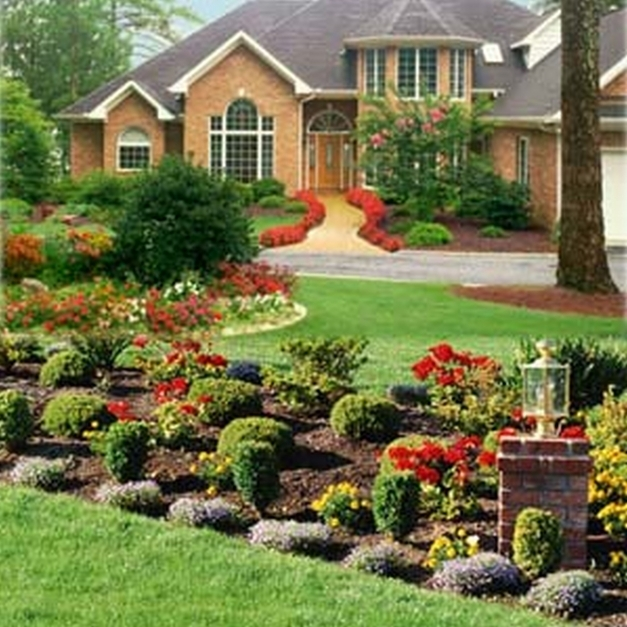 Stunning Landscape Ideas For Front Yard C Windows Temp Phpcd Tmp Small Large Front Garden Ideas Pics