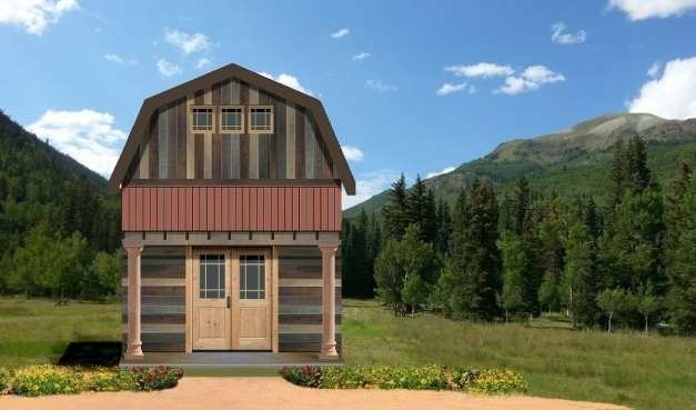 Stunning Texas Tiny Homes Plan 618 Mountain Home Plans Colorado Images