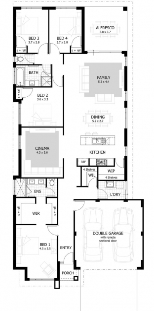 Stylish 34 Best Display Floorplans Images On Pinterest House Floor Plans 4 Bedroom Fantastic House Plan Pics
