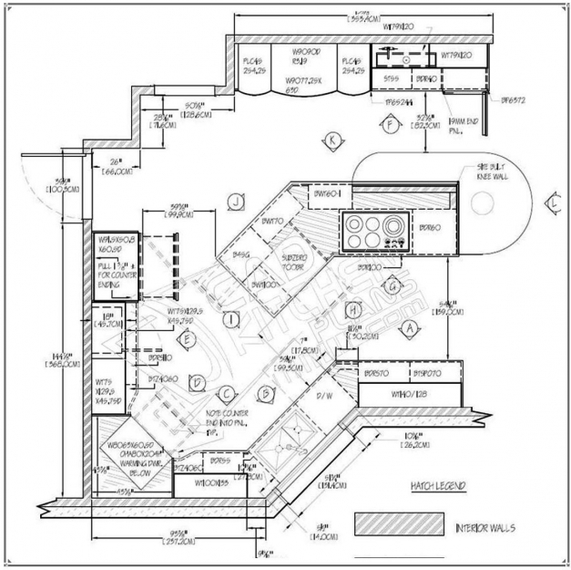 Sample residential building autocad 2d plan house floor for Sample building plans