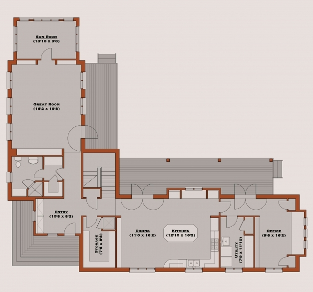 Best L Shaped House Layout Plans Homes Zone L Shaped House Pictures Pics