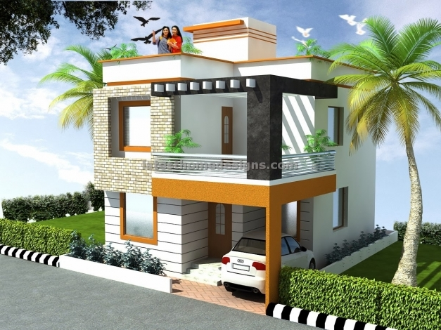 Small House Front Elevation Photos : Fantastic small house front elevation design bracioroom
