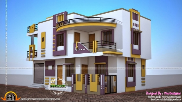 Gorgeous Fabulous Home Design 1000 Sq Feet Also Kerala House Plans Square 1000 Square Ft Houses Images Hd Indian Image