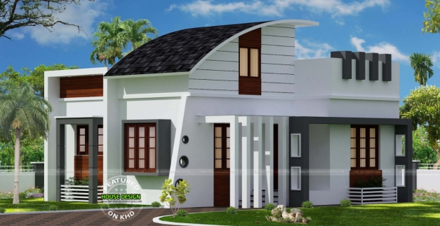 Incredible splendid modern houses kerala house design for Incredible house plans