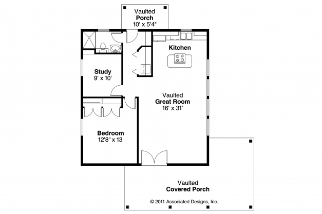 Elevation Floor Plan House : Simple plan elevation section house floor plans