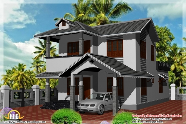 Marvelous Inpiring Idea Of Beautiful Indian House Elevations Kerala Home Kerala Home Design And Floor Plans Photos
