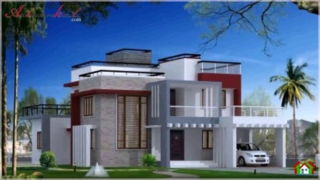 Wonderful Kerala Style Contemporary House Youtube Images Of Contemporary Houses In Kerala Pictures