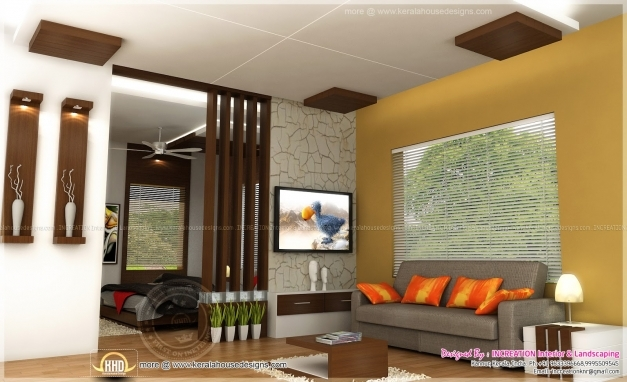 Amazing Bedroom Designs Kerala Style Interior Design House Inter Plans Kerala Style Image
