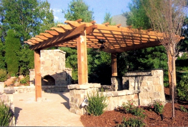 Amazing Pergola Design Amazing Pool Pergola Designs Stand Alone ...