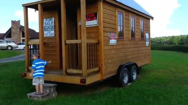 Amazing Tiny Homes For Sale Pre Built Or Custom 32000 Off Grid Tiny Tiny House For Sale Pic