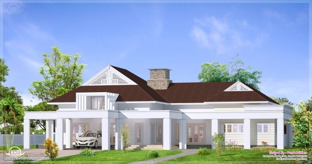 Awesome Bungalow House Single Story Homes Single Story Bungalow House Single Story Bungalow Design Photo