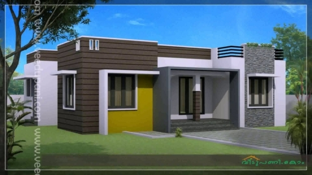 Awesome Kerala Style House Plan 3 Bedroom Youtube 3 Bed Room Home Photo Com Pictures