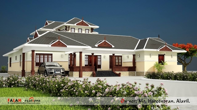 Awesome Kerala Traditional Nalukettu Kerala Home Design Kerala Nalukettu House Plans Pics