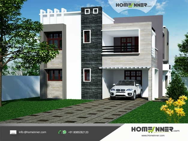 Awesome Modern4bhkcontemporarynorthindianhomedesignideas House Plan Indian Small House Design Picture