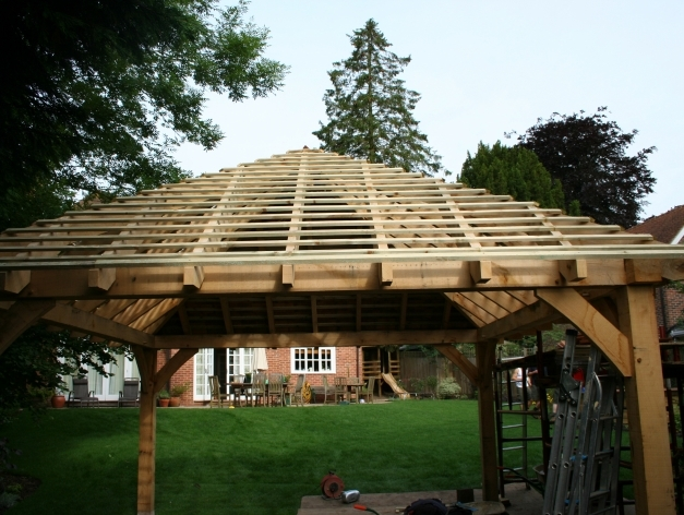 Fantastic Fresh Pergola With Roof Kit 11454 Pergola Roof Ideas Pictures