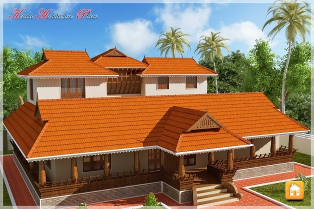 Fantastic Traditional Home Plans In Kerala Design Traditions Kevrandoz Kerala Nalukettu House Plans Pics