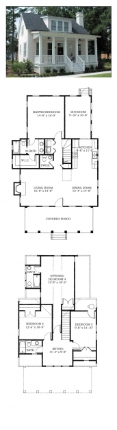 Gorgeous Best 25 Small House Plans Ideas On Pinterest Small Home Plans 20 Ft/80 Ft Land Construction Drawing Picture