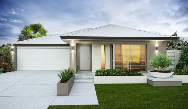 Inspiring 3 Bedroom Home Designs With Alfresco Area Celebration Homes 3 Bed Room Home Photo Com Pics