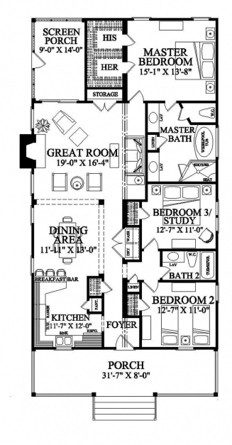 Inspiring Best 25 Narrow House Plans Ideas On Pinterest Narrow Lot House 20 Ft/80 Ft Land Construction Drawing Picture