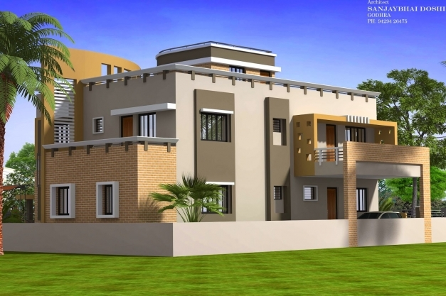 Inspiring Fantastic House Elevation Rachana Architect Fantastic Elevations Picture