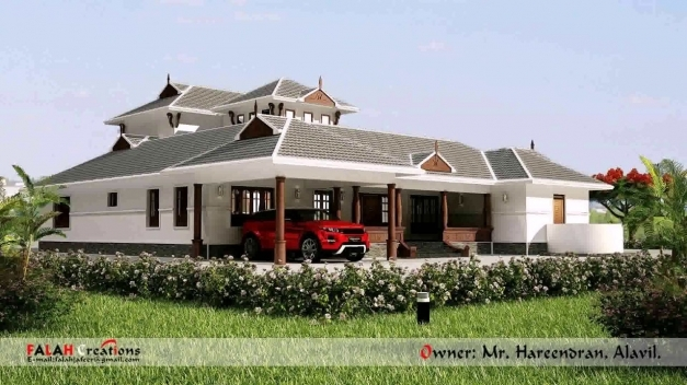 Marvelous House Plans In Kerala Nalukettu Youtube Kerala Nalukettu House Plans Pictures
