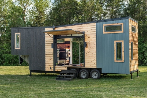 Stylish 5 Impressive Tiny Houses You Can Order Right Now Curbed Tiny House For Sale Pic