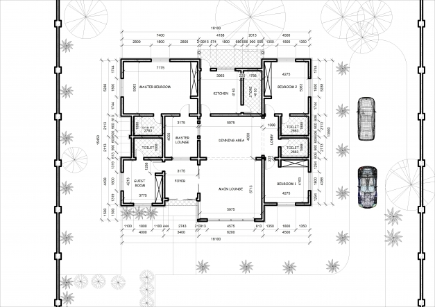 100 3d floor plan services orleans hotels roosevelt 4 for Floor plan bungalow house philippines