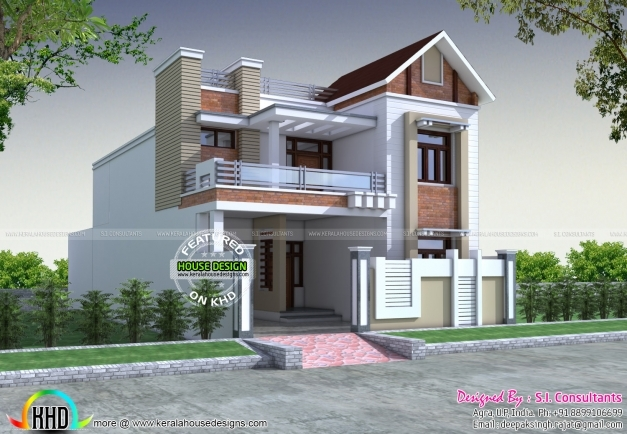 Best Homes Design Front Decorative House Elevation 16 Feet Front Elevation Pictures