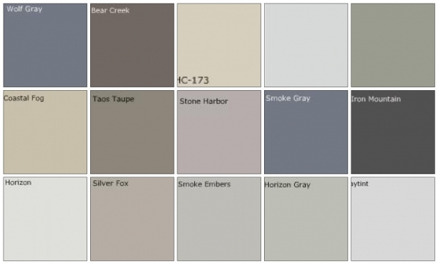 Delightful Download Best Grey Paint Colors Michigan Home Design Shades Of Grey Paint Color Pic