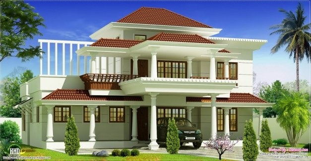 Fascinating Beautiful Traditional Mix Kerala Villa Design In 1700 Sqfeet Pretty Kerala Home Design Photos