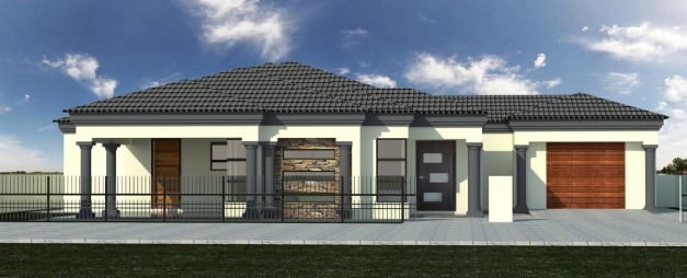 Outstanding 4 Bedroom Tuscan House Plans South Africa Memsaheb 3bedroom Houses Pics In SA Images