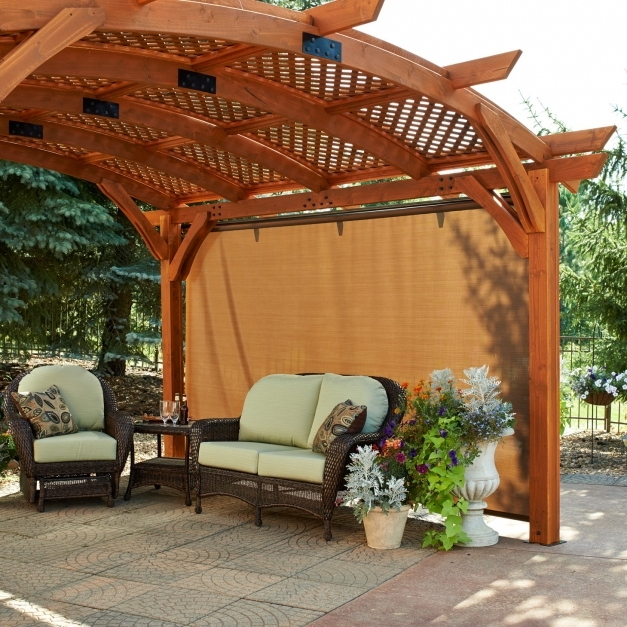 Stunning Pergola Design Magnificent Backyard Pergola Attached To House Backyard Pergola Ideas Image